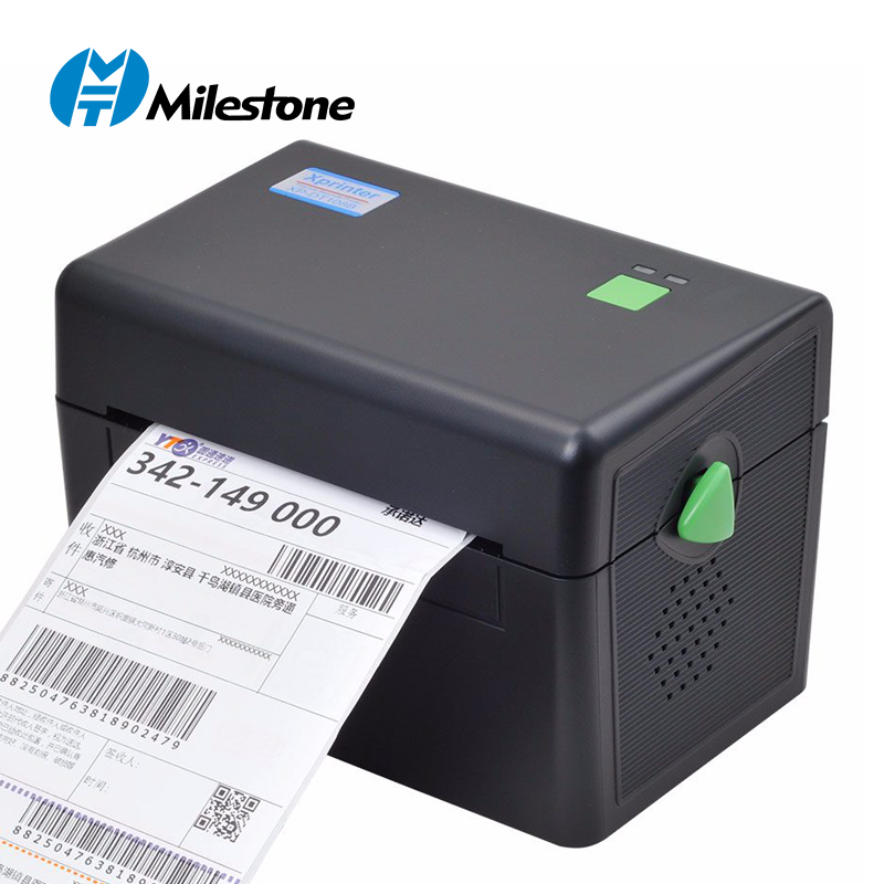 Desktop 4inch waybills label printer amazon FBA label printer MHT-DT108B