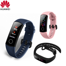 Original global version Honor Band 5 Smart Wristband Oximeter Magic Color Touch Screen Swim Stroke Detect Heart Rate Sleep Nap
