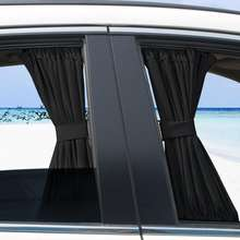 Sun UV protection Car Window Sunshade Curtain