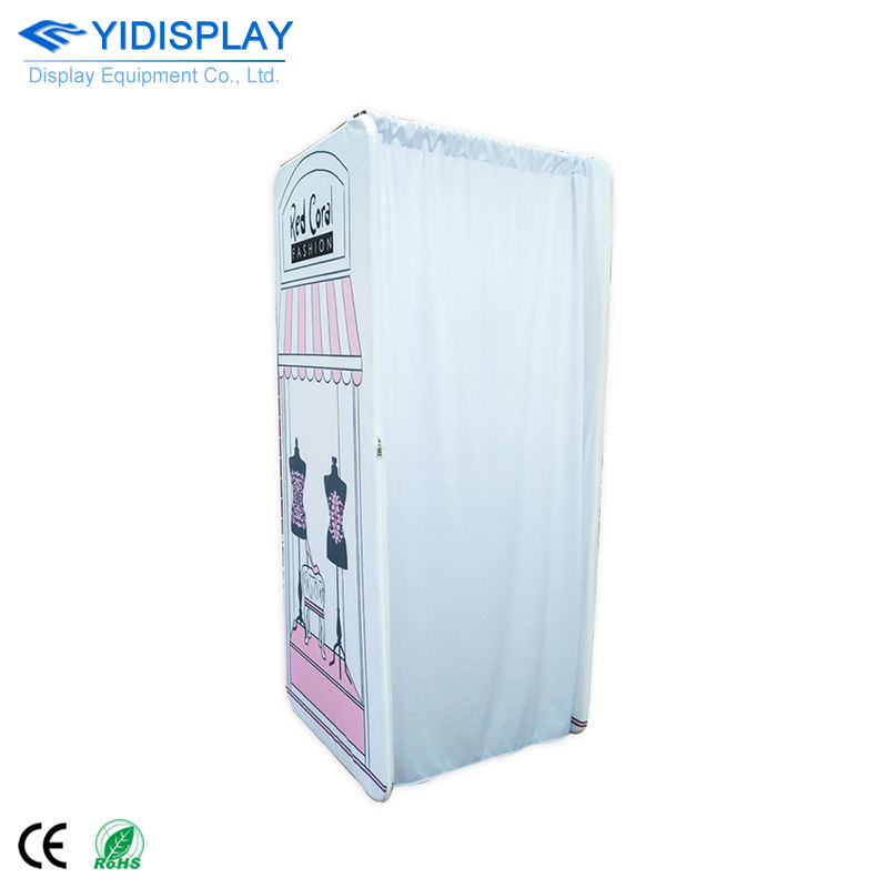 Factory directly sell portable modular dressing fitting room platform