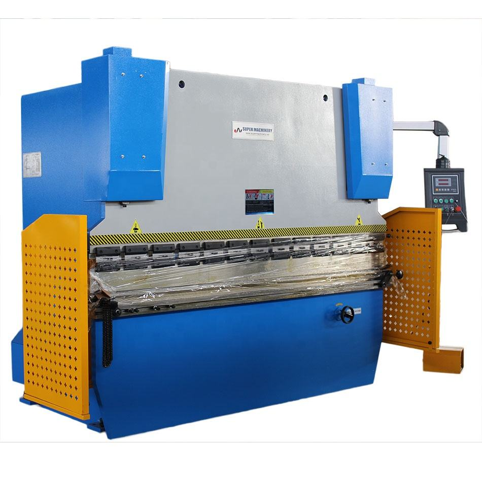 Factory CE approved 30T/40T Small Hydraulic press brake with economic price