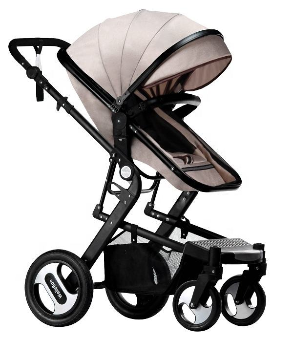 3 in 1 luxury baby stroller car/3 in 1 baby stroller/baby stroller with car seat