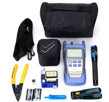 One Set Fiber Optic Tool Kit, Wholesale Brand New FTTH Tool kit