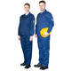 factory worker fire-proof and flame-retardant work clothing series