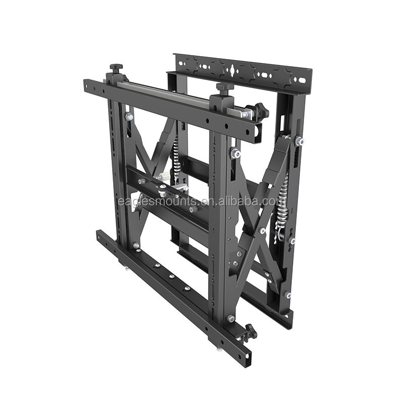 Professionele Factory Supply Push Out Video Wall Mount Met Max Vesa 600X400mm