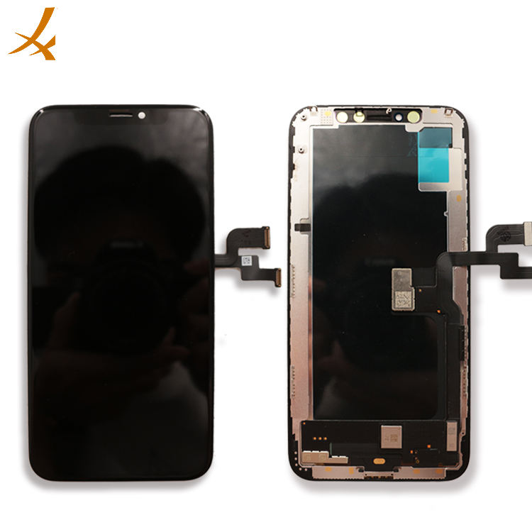 OLED Quality GX Brand Lcd Screen For Lcd IPhone X Display Touch Screen Digitizer Replacement