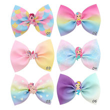 New fashion wholesale custom bow children girls hair band