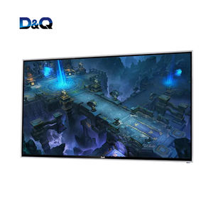Écran large HD UHD LCD LED Interface de télévision intelligente tv led 43 pouces avec android tv 4 k