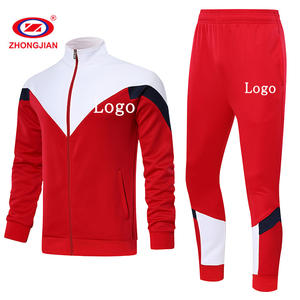 Casual Sport Slim Fit Polyester Track Suit Men Jogger Tracksuit With Own Design and Logo