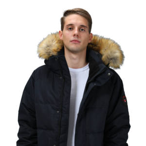 Men's High Quality Winter 2020 New Collection Fashion Thicken Quilted Hooded Parka Brand