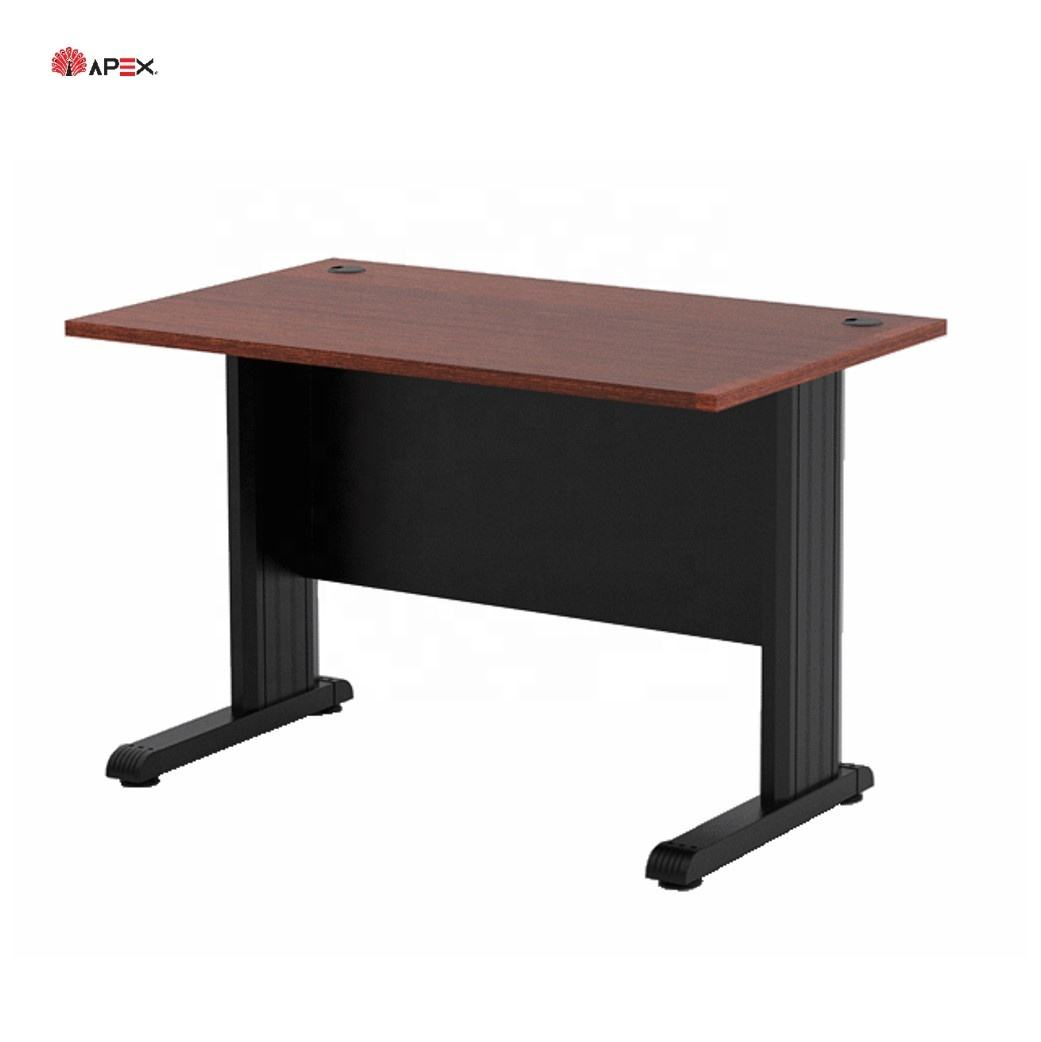 Malaysia Office Furniture Nevo Series Laminate Melamine Office Furniture Workstation Table
