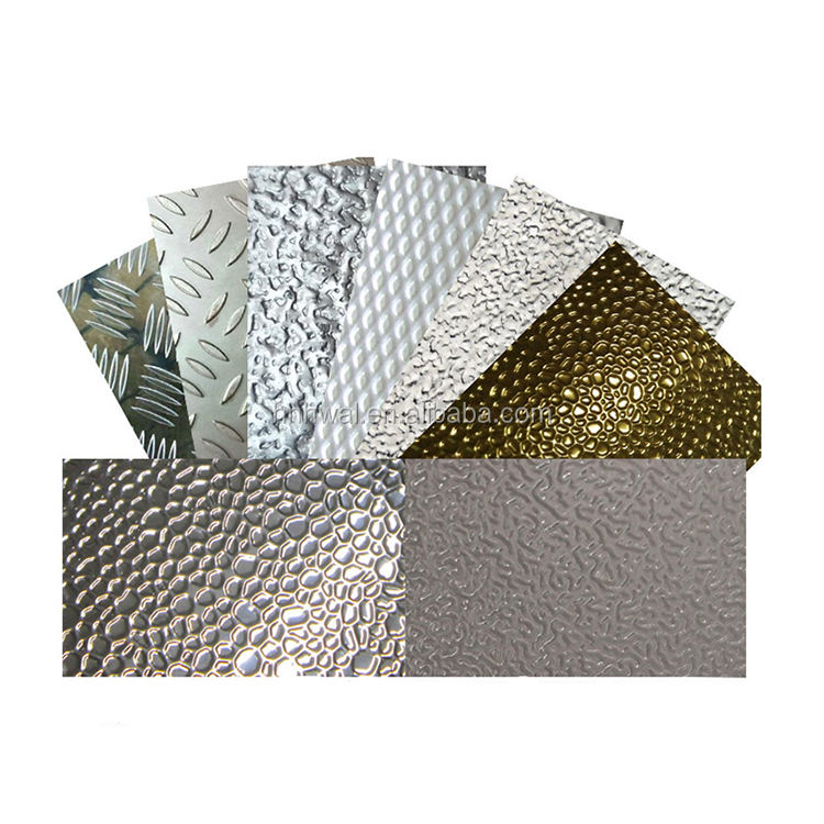 2020 newest price wholesale stucco embossed aluminum foil paper