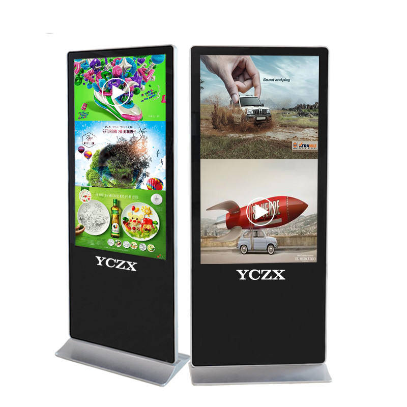 65 Inch Promotion Display Table Top Lcd Touch Screen Diversified Lcd Advertising All In One