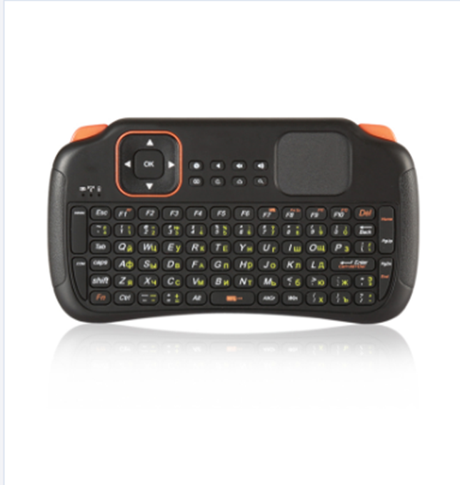 Atacado S1 wireless mini keyboard touchpad para android Linux Win Smart Tv