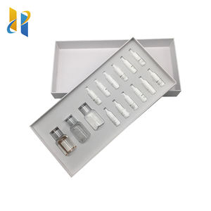 Custom logo black luxury cardboard magnetic folding packaging gift box closure with foam insert