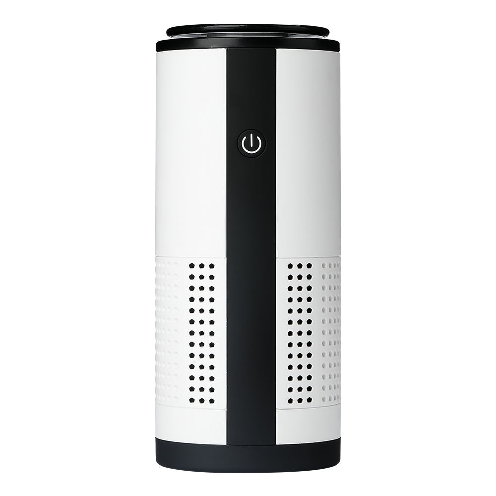 New Design Portable Negative Ion Air Purifier Personal Usb Car Air Purifier With Aroma Diffuser