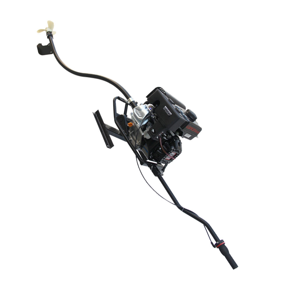 6hp Marine/lake Gasoline Engine Motor Outboard Machine For Boat