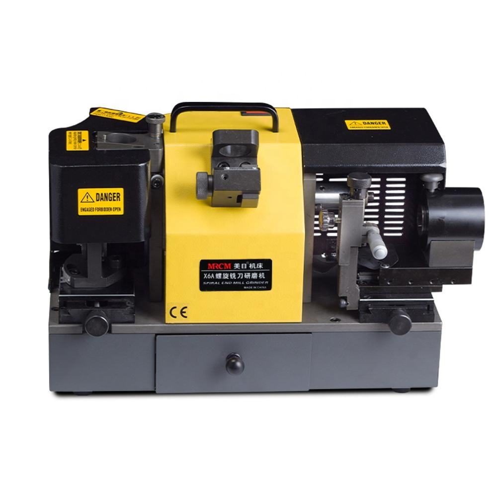 MR- X6A Easy Operating End Mill Grinding Machine With High Speed