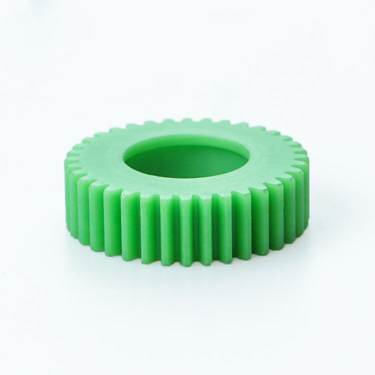 custom double planetary worms plastic spur nylon gears