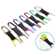 Wholesale portable Water Bottle Drink Buckle Hook Holder Clip for Camping Hiking Traveling