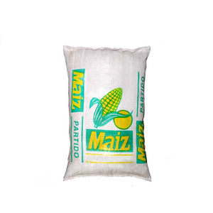 Customized Pp Woven Fertilizer India Rice Bag 50kg