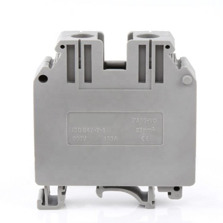 UK35N 35mm Screw DIN Rail Terminal Blocks