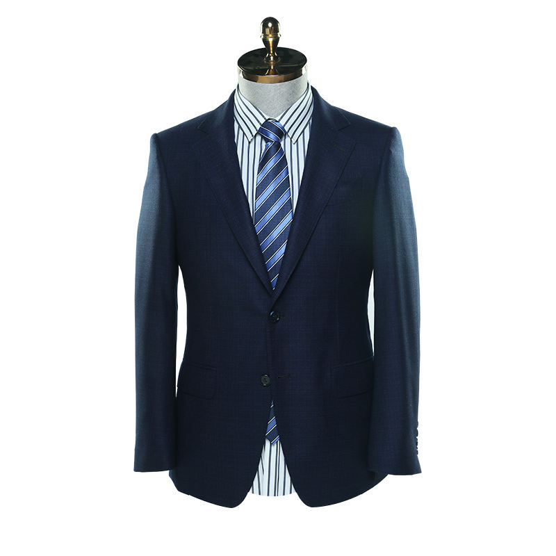 Chinese suppliers Make suit custom Quality assurance chinese fabrics 100% wool suit