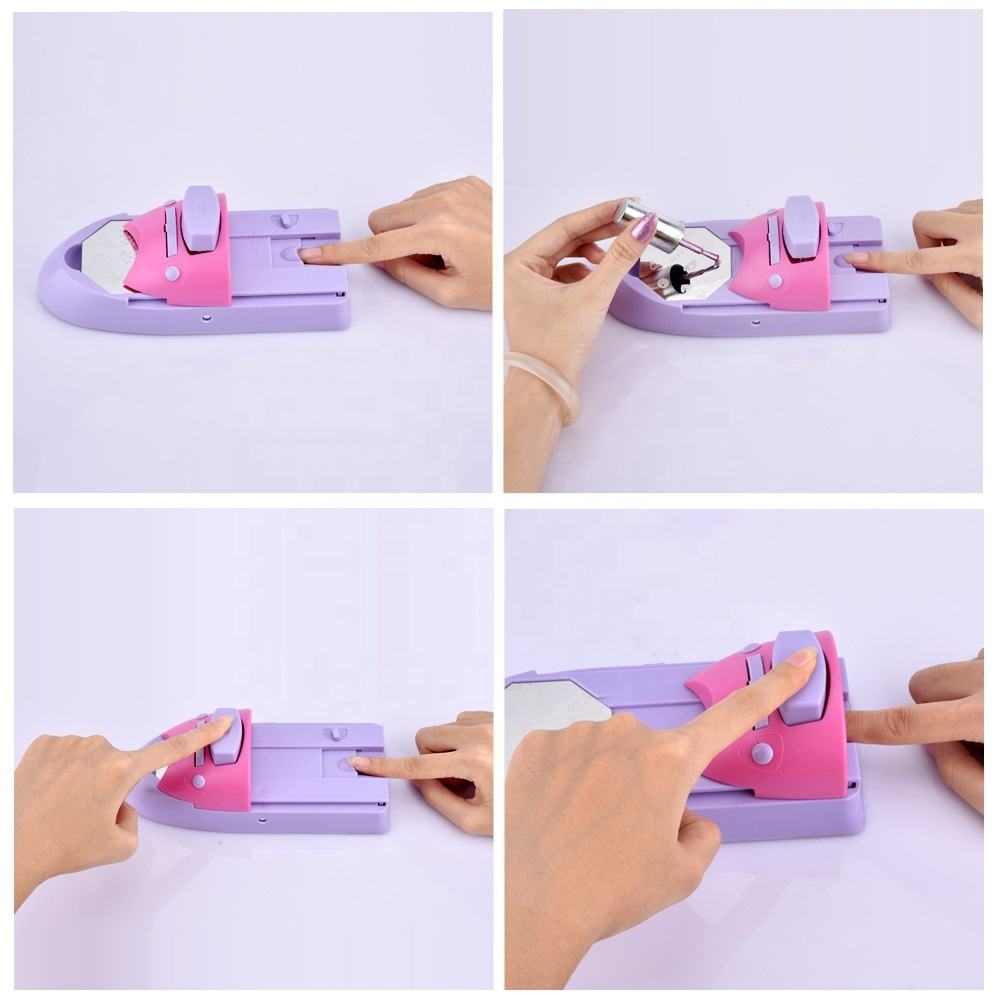 Nail Art DIY Stamp Nail Printer