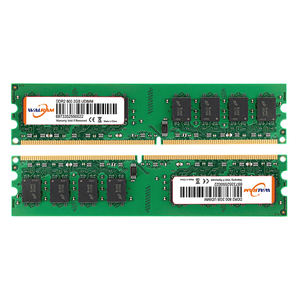 Cheap UDIMM Ram 2GB DDR2 800MHz PC2-6400 Desktop ComputerMemoria PC Memory Non-Ecc