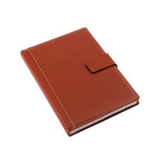 Wholesale office school supplies A4 A5 journal writing notebook leather cover executive custom design hardcover notebooks