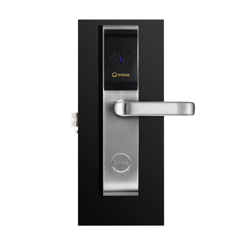 Orbita professional hotel electronic smart card proximity sensor door lock with rfid card encoder