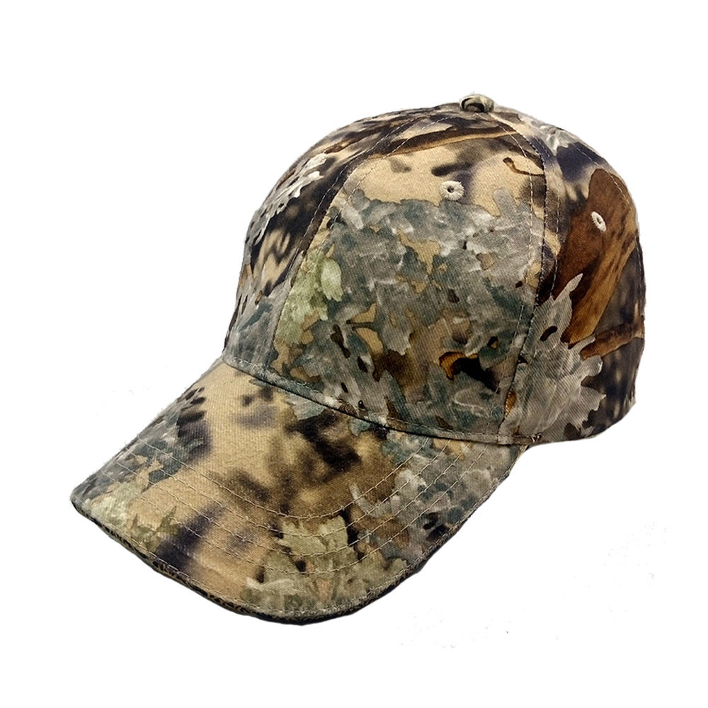 Customized hip hop baseball cap Customized camo Snapback Hats, Custom 6 panel camo Baseball Cap