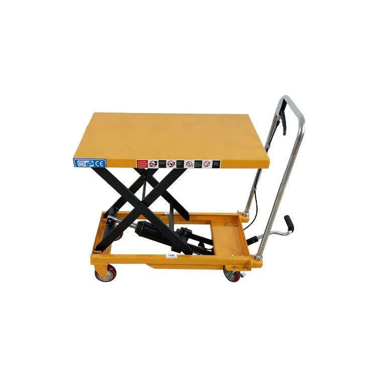 Blossom Lift Tables Hydraulic Pallets Hydraulic Table Lift