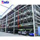 psh multistoried smart lifting sliding auto car parking equipment