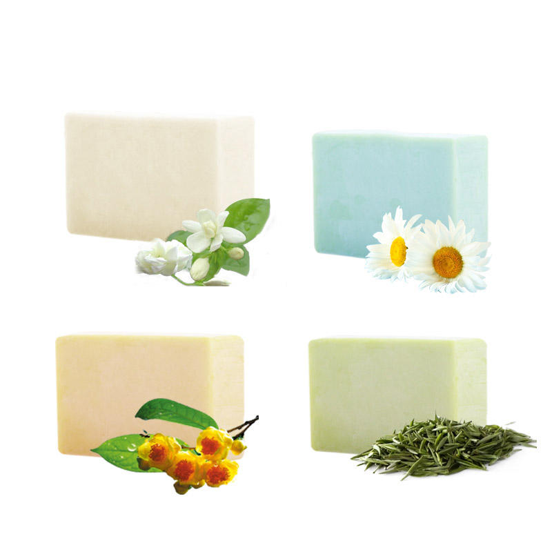 Private Label Natural Soaps Whitening Soap Flower