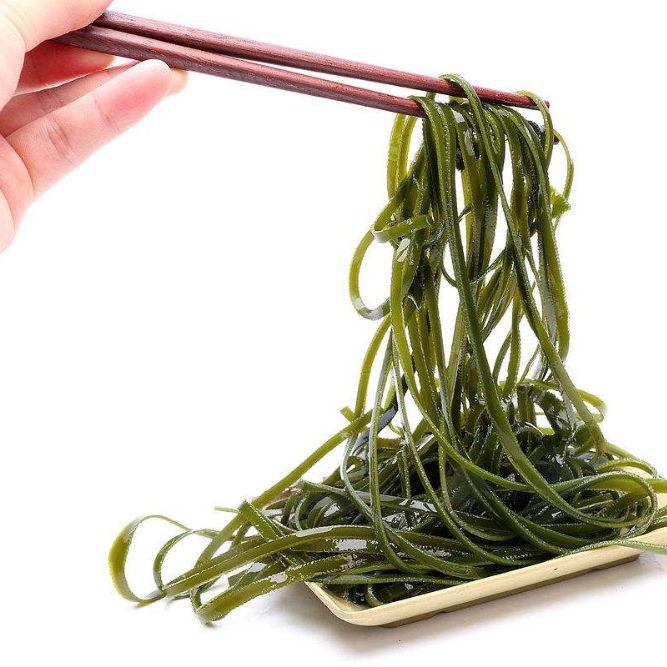 Edible Sea Cabbage Dried Kelp/Laminaria Japonica Seaweed for Salad Can