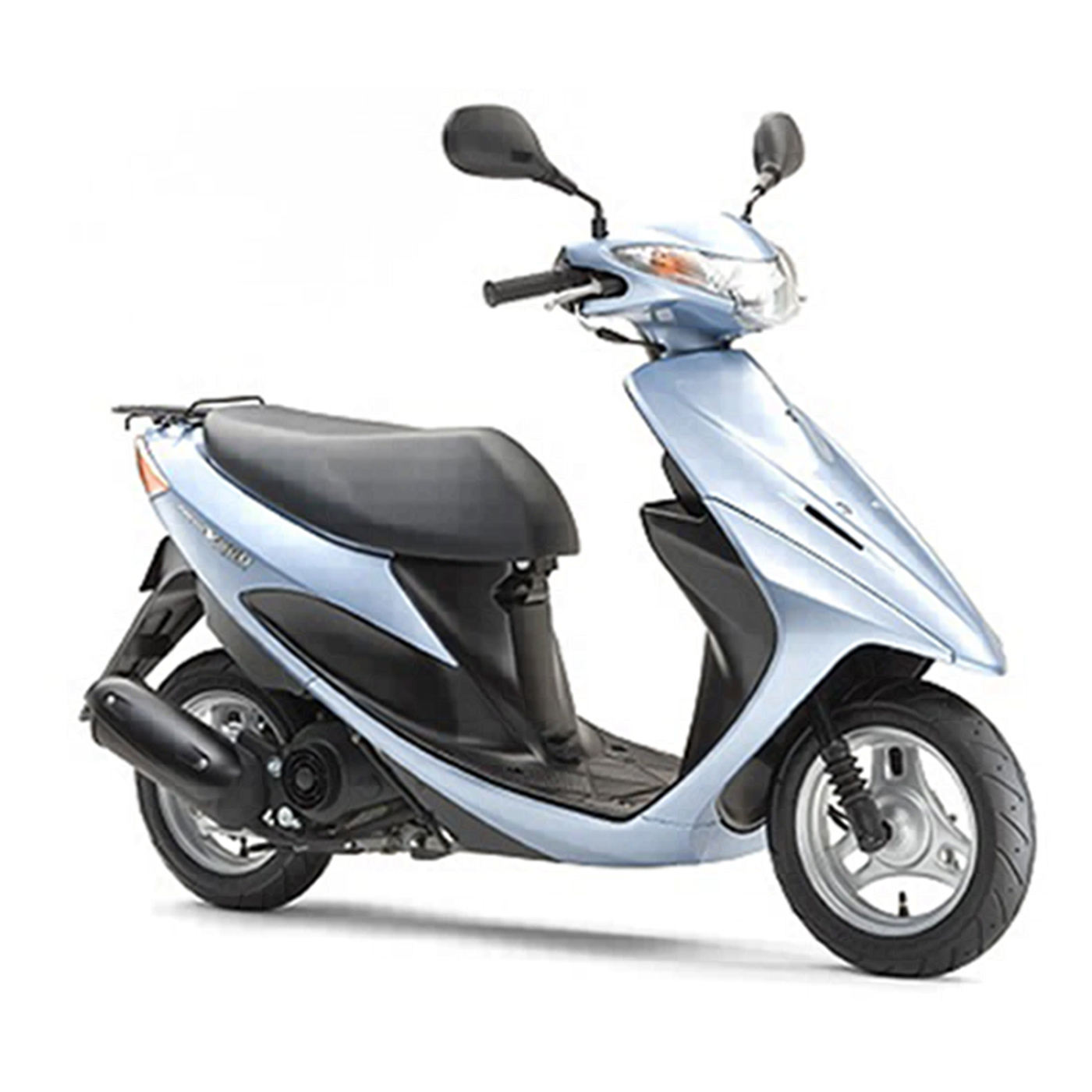 Street leagal used diesel motor gas moped adult mobility scooter