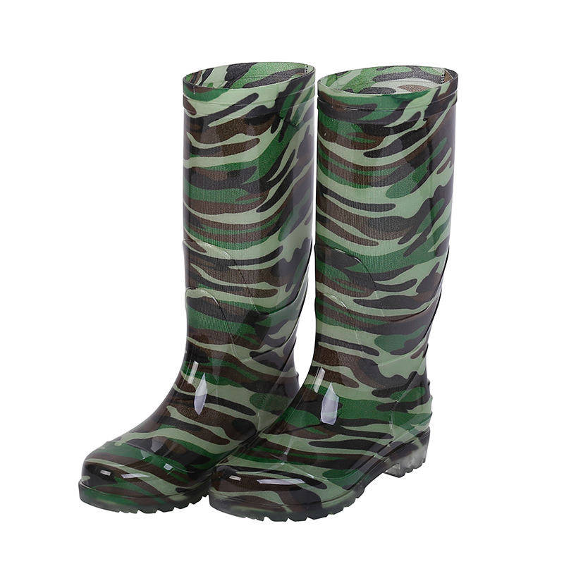 Shoes Kids Women Pvc Waterproof Woman_Rain_Boots Rubber_Rain_Boots Rain Boots