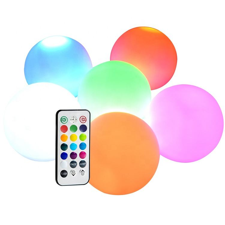 Gift for Christmas Creative Light Ball Kids Bedside Novelty LED Orb Night Lamp Sleep Trainer Kids New Product Ideas 2020 CE RoHs