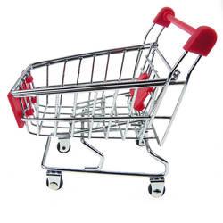 Mini shopping cart M001