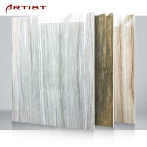 Ceramic wood tile New Designed Porcelain Polished Ceramic