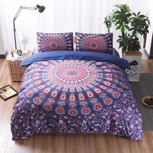 24 Hours Online Luxury Custom Super King Size Colorful Purple Turkey Bedding Set
