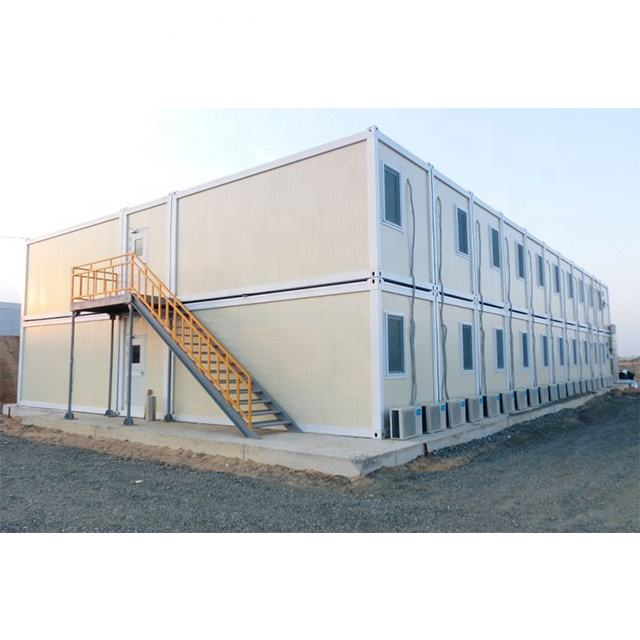 Mexico Steel Prefab Home House Hotel, Office,Shop,Plant,Toilet,Workshop 40 Tunnel Container House