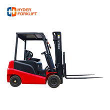 Warehouse handling equipment 2.0ton fork lift, forklift electric with various masts