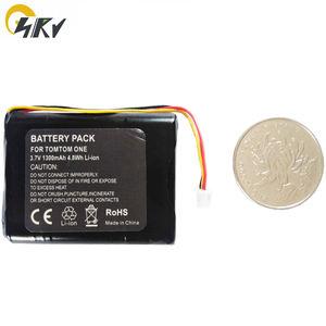 Bater/ía para Tomtom Go 600 1200 mAh 3,7 V 4,4 WH Ion de Litio