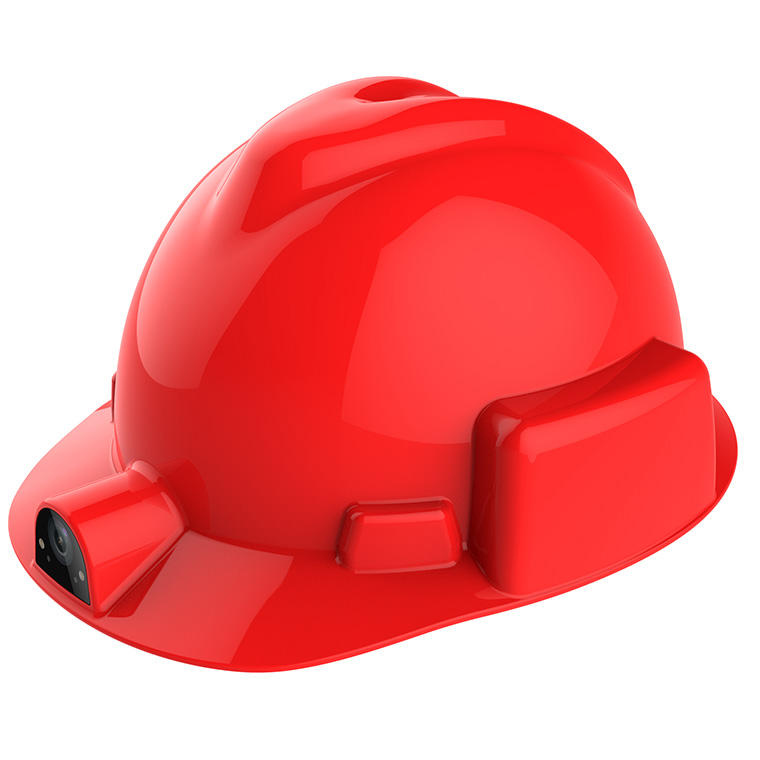 Good price new bluetooth intercom safety helmet orange hard hats styles for wholesale