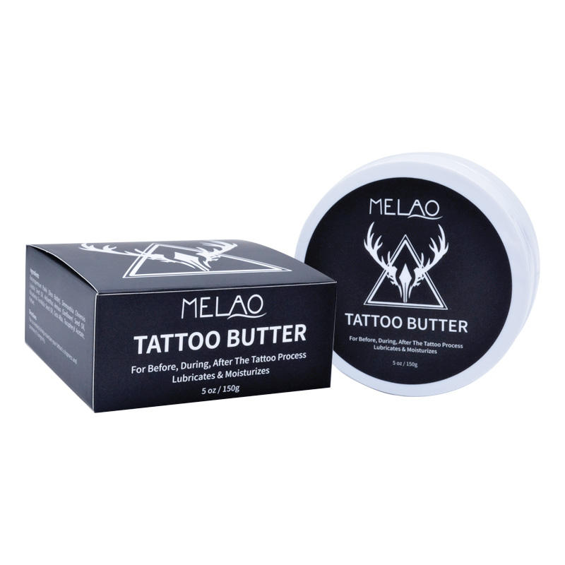 Natural Shea Butter Salve Goo Ointment, Cream Lotion Protect first tattoo care cream before tattoo gel