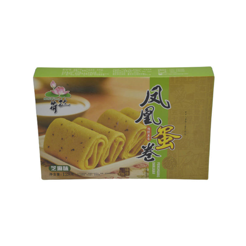 Factory Supply Delicious Casual Snacks Crispy Egg Roll Cookies