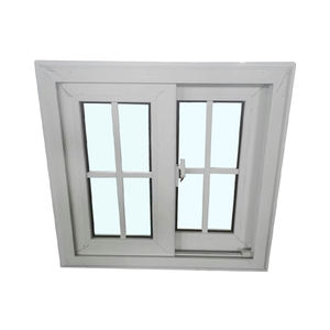 Pvc-Fenster Plastic Window 3-Fach Glazed Veka Plastic Window Window