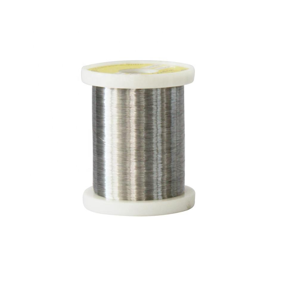 Wholesale 1.2 / 1.6 mm High purity 99.995% Pure zinc wire for thermal spray using
